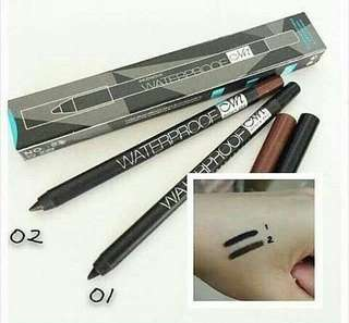 MN WATERPROOF EYELINER PENCIL