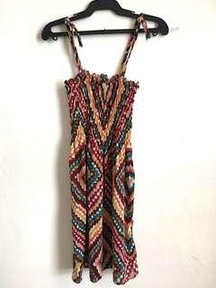 Aztec Multiway Beach Dress