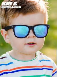 Kid's Sunglasses : Green