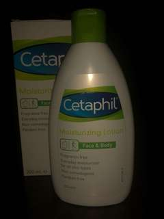 Cetaphil Moisturizing Lotion for Face and Body