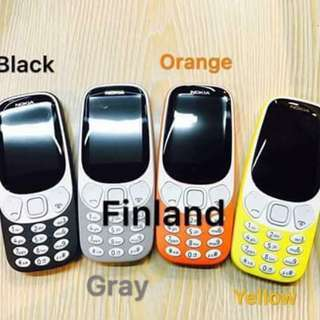 Finland 3310 4.3 screen keypad phone
