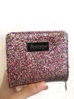 Stradivarius Glitter Wallet