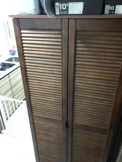 Full height Shoe cabinet