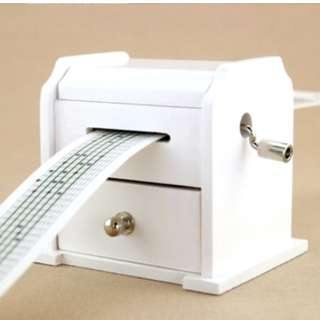 Music box with your choice of songs. Chest of drawers