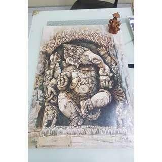 Ganesha Stone