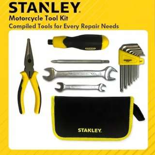STANLEY TOOL SET with delivery