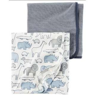 2-pack Babysoft Swaddle Blanket