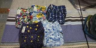 Cloth diaper (ecopwet)