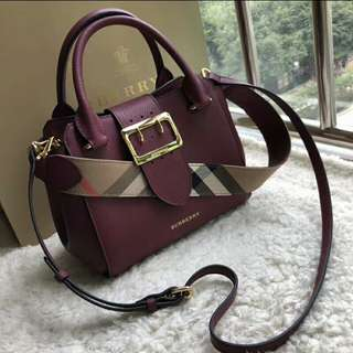 Burberry Medium Handbag