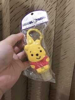 Hand sanitizer Winnie the Pooh