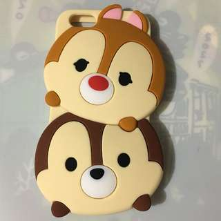 Chip & Dale iPhone 6 Case