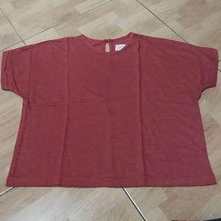 Gaudi pink t-shirt