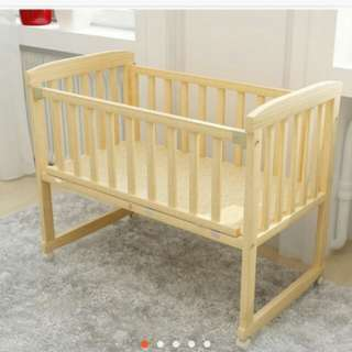 Baby Cot sekali net