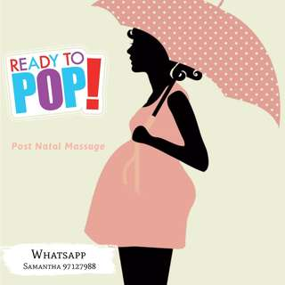 POST Natal Massage Package
