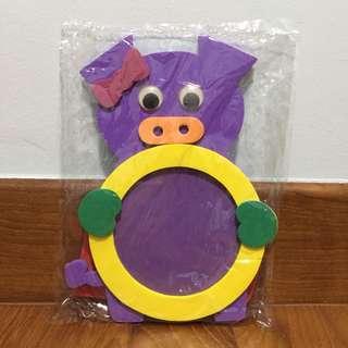 Creative Cutie Pig Photo Frame