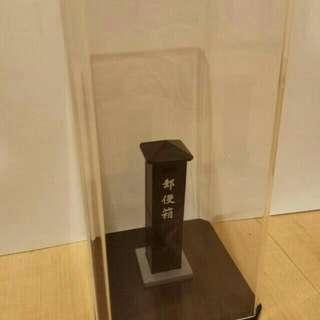日本黑郵筒模型