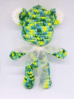 Soft Toy Popobe-Green (Handmade)