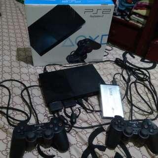 PS 2 Slim external 80Gb