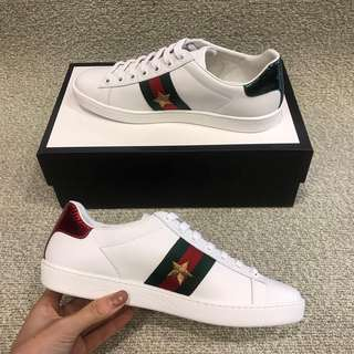 Gucci Embroidered Sneaker