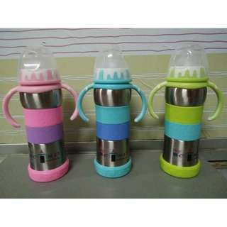 Baby Bottle With Stainless Steel Thermos