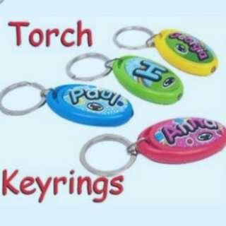Torch Keyring from dPals