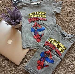 H&M SpiderMan[ 5-8yr ]
