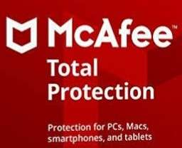 Mcafee Anti Virus 2 years Total Protection