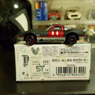 Tomica disney mickey mouse car DM-10