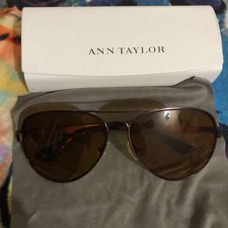 Authentic Anne Taylor Aviator Sunglasses (150 grade)
