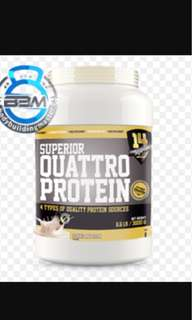 Superior 14 Quattro protein