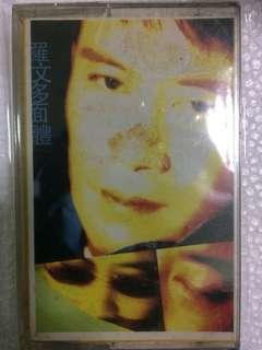 卡带 新,未拆开 罗文 Roman Luo Wen Cassette