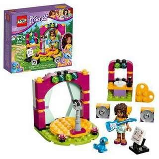 Lego Friends 41309 Andrea's Musical Duet, 2 units