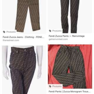 Looking for Fendi Pants