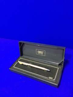 Antique/Vintage Collectibles: CROSS pen Since 1846 whit box