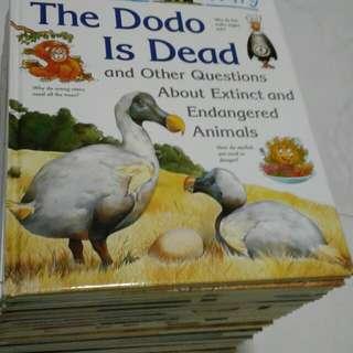 Children books  i wonder why total 24 books .price nego.