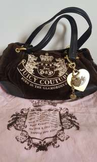 Authentic Pre-loved Juicy Couture Handbag