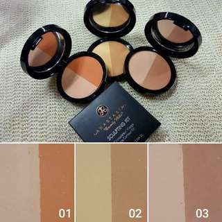 ANASTASIA BEVERLY HILLS  SCULPTING KIT COUNTOUR KIT