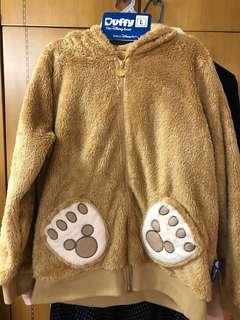 Tokyo DisneySea Duffy毛毛外套