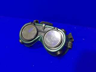 Antique/Vintage Collectables: Motorcycle Goggles