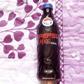 百事可樂澳洲300毫升Pepsi Max 玻璃樽