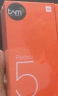 Kredit Xiaomi Redmi 5 3/32 Hanya 3 Menit