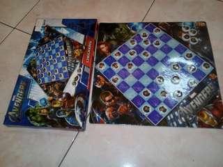 Checkers: Avengers