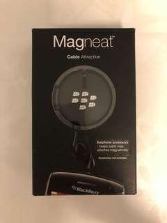 BlackBerry Magnet Clip Cable Earphone 耳機扣