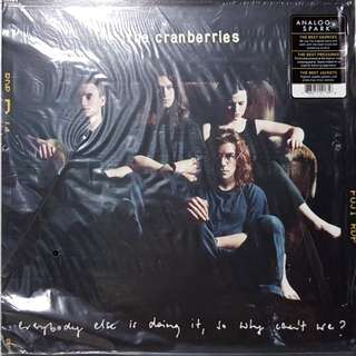 Vinyl LP : The Cranberries - Everybody Else Is Doing It, So Why Can't We ?