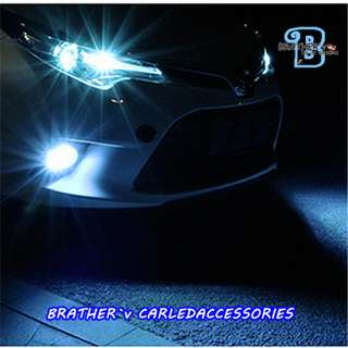 (5) LED Fog Light Bulb 2 Mode