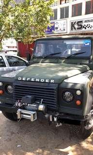 Land Rover defender 110 2003 auto 300tdi