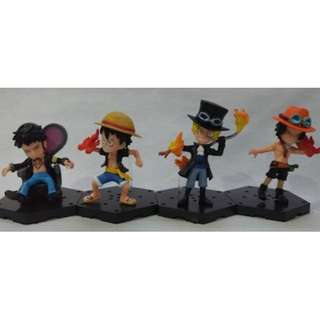 One Piece - The King of Pirate set