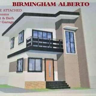Birmingham Alberto SanMateo Low DP House for Sale near Quezon City