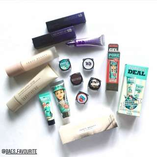 [ Repacked ] Authentic Trial Makeup Stocks Update