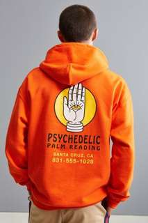 UO Psychedelic Hoodie